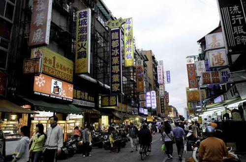 Guanghua, el mercado de electrónicos más famoso de Taiwán