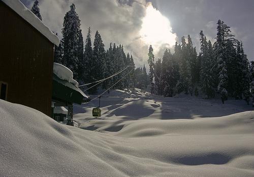 Gulmarg, escapada de esqui