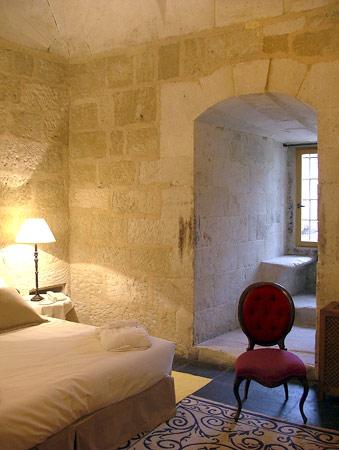 Habitación del Castillo del Buen Amor