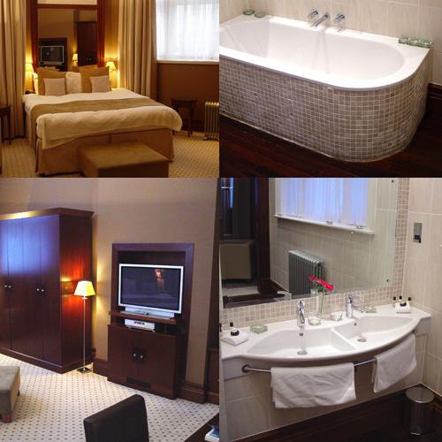 Habitación Zeta en el Morgans Hotel