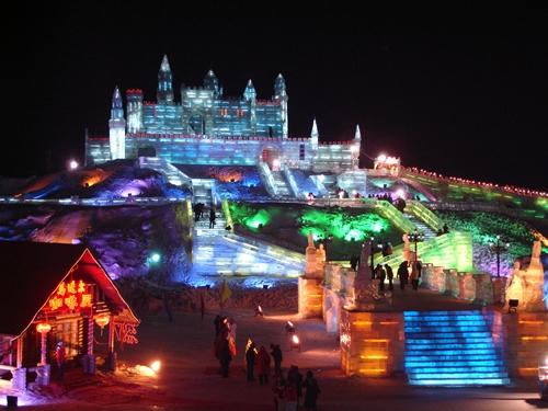 Harbin, la ciudad de hielo