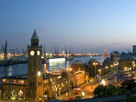 Hamburgo y el barrio rojo de St. Pauli