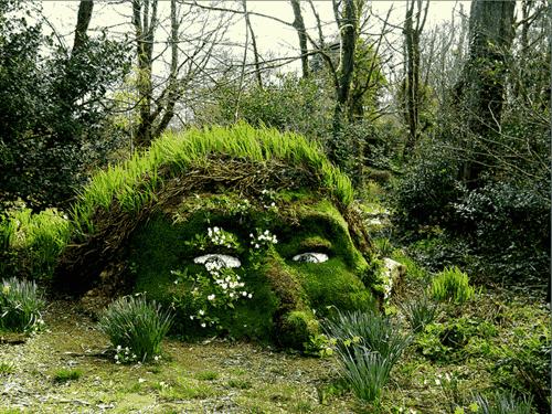 Un jard n perdido en heligan for El jardin perdido
