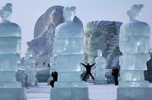 hielo harbin
