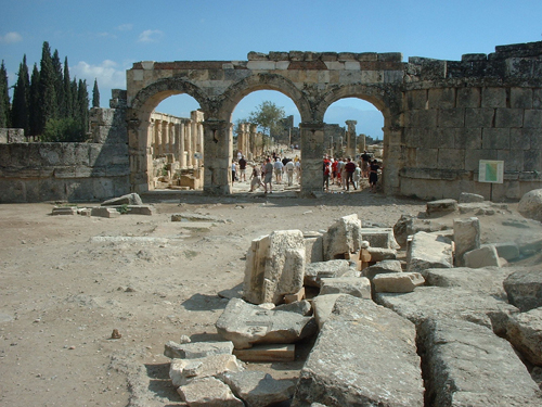 Hierapolis, la puerta al inframundo