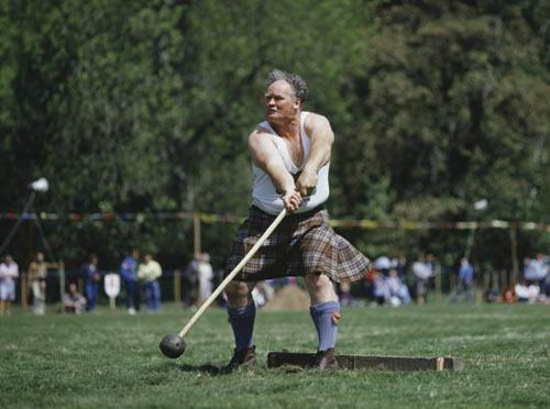 Highland Games, un clásico escocés