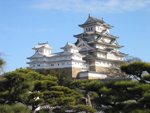El Castillo Himeji, en Japón