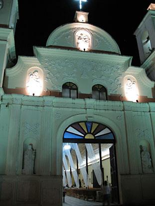 Honduras, Iglesia Gracias