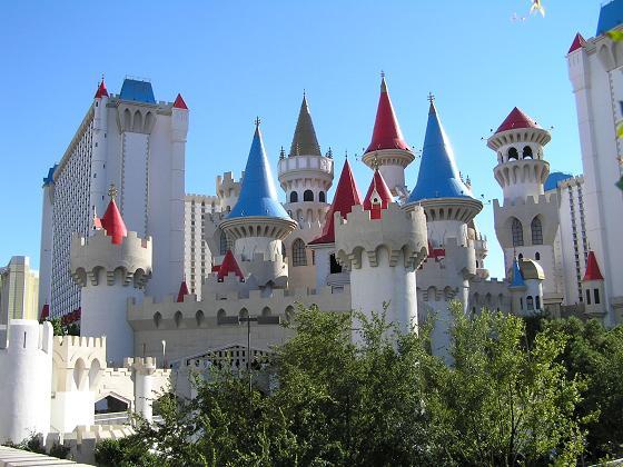 Hotel Excalibur en Las Vegas