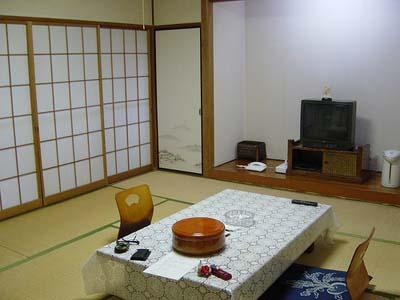habitación japonesa