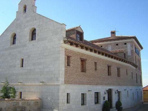Hotel Jardin de la Abadia, en Valladolid
