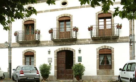 Hotel El Jardín del Convento, en Cáceres