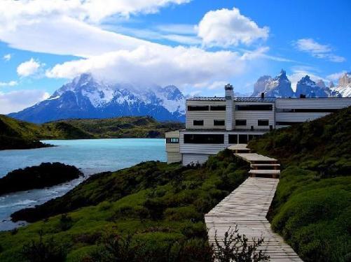 Hotel Salto Chico, en la naturaleza chilena