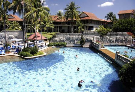 Hoteles lujosos en Asia
