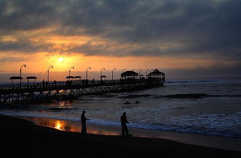 Playas en Trujillo