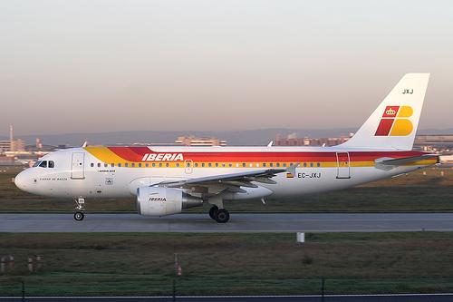 Vuelos de Madrid a Tenerife con Iberia