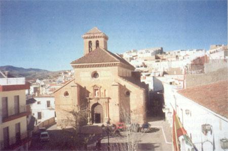 Fiñana, la niña de piedra de Sierra Nevada