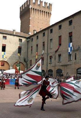 Il Palio di Ferrara (fiestas)
