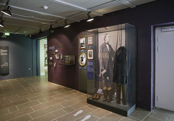 interior museo andersen