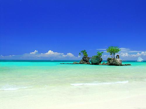 Boracay, un paraíso tropical en Filipinas