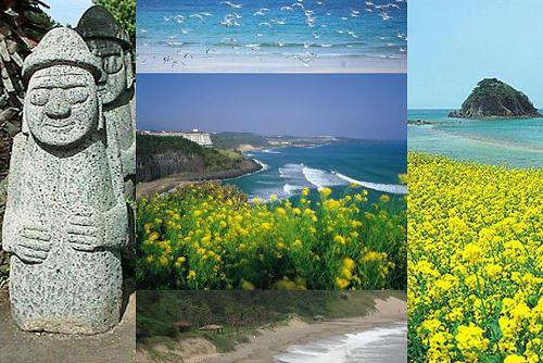 La Isla Jeju, destino en Corea del Sur