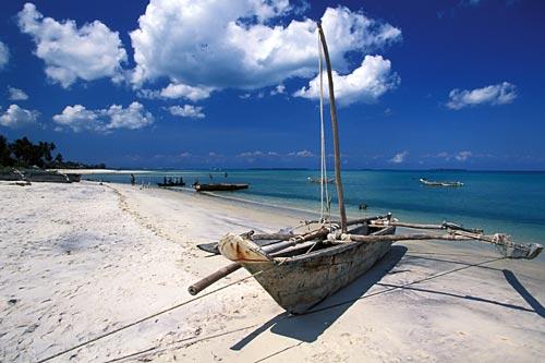 Turismo en Isla Mafia, en Tanzania