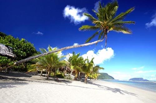 Isla Manono, el secreto de Samoa