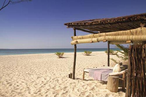 Isla Mnemba, un paraíso privado en Zanzibar