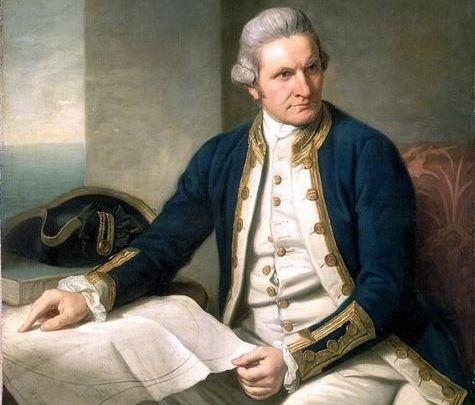 Los Diarios de James Cook