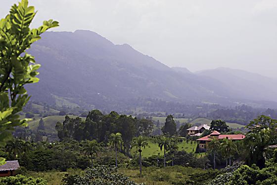 Jarabacoa, la ciudad de la eterna primavera en la Republica Dominicana