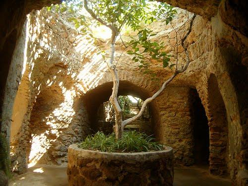 El jardín subterráneo de Forestiere
