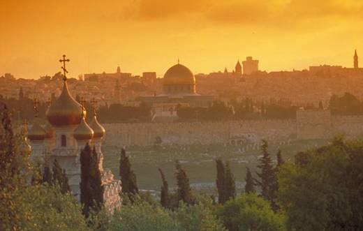 Viaje a Jerusalén, guía de turismo