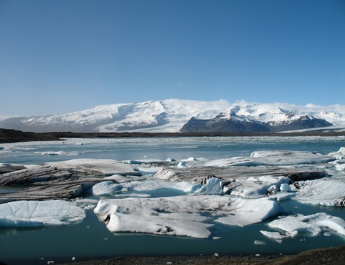 Glaciar Jokulsarlon