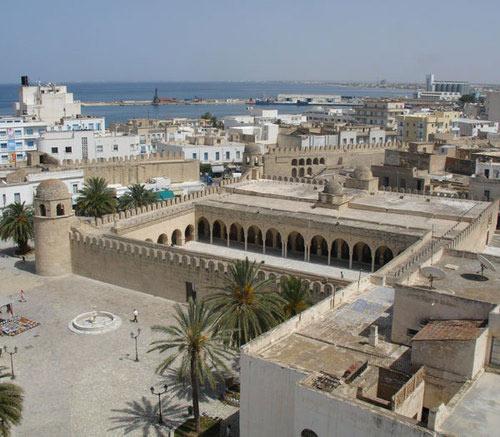 La Kasba de Argel, en Argelia
