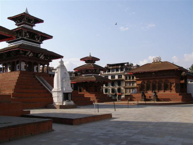 Durbar Square en Katmandu