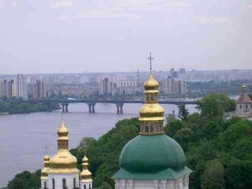 Vista de Kiev