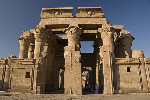 Los templos de Kom Ombo, en Egipto