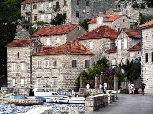 Kotor, una antigua ciudad de Montenegro
