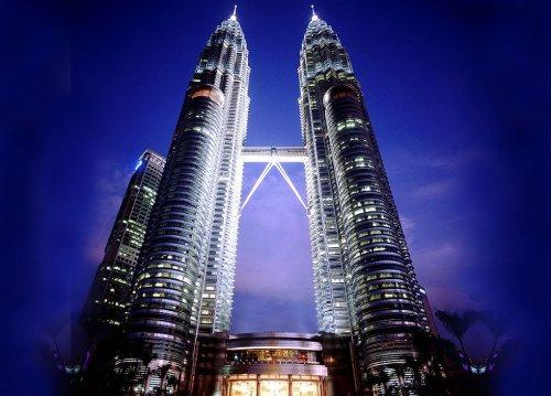 Las Torres Petronas, en Kuala Lumpur