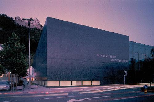 Kunstmuseum Liechtenstein, dedicado al arte moderno y contemporáneo