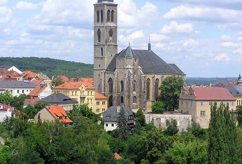 Kutna Hora, encantador pueblo medieval cerca de Praga