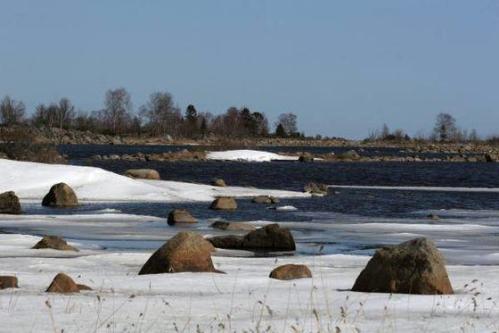 El archipiélago de Kvarken, en Finlandia