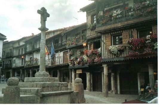 Hotel Las Batuecas en La Alberca