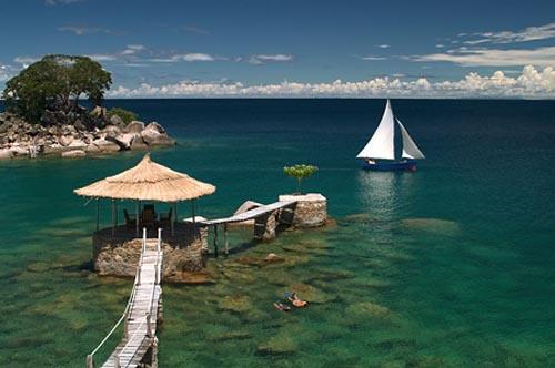 Lago Malaui, belleza en África