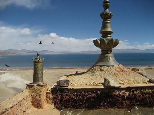 Manasarovar, el lago más alto del mundo