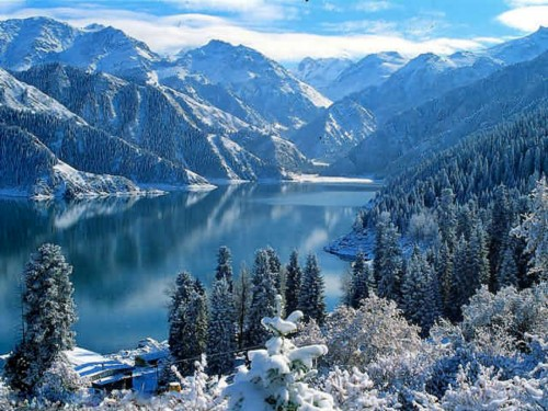 Los lagos más bonitos de China