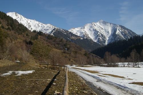 Parque Natural de L'Alt Pirineu