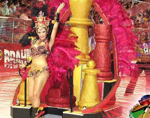 El Carnaval Encarnaceno de Paraguay