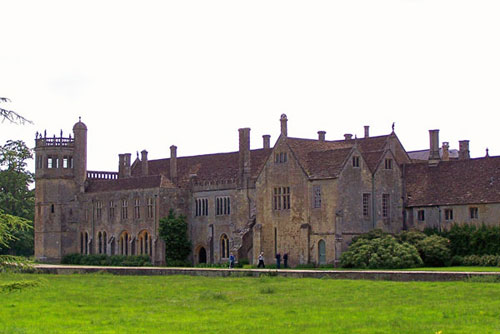 Abadá de Lacock