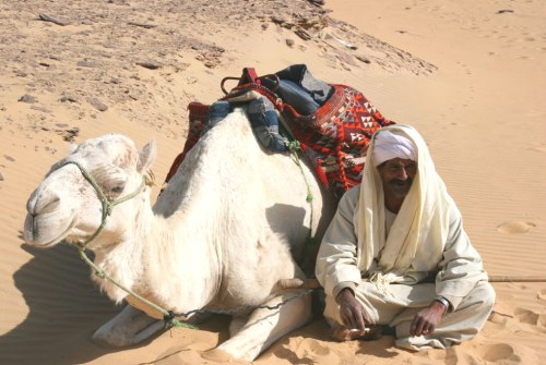 Arenas de Arabia, de Wilfred Thesiger